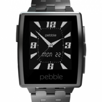 Smartwatch- Test: Pebble Steel