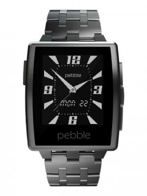 Smartwatch- Test: Pebble Steel